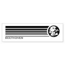 Beethoven Bumper Bumper Sticker