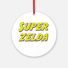 Super zelda Ornament (Round)