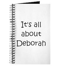 Unique Deborah Journal