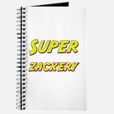 Super zackery Journal