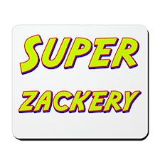 Super zackery Mousepad