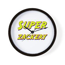 Super zackery Wall Clock