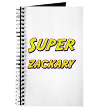 Super zackary Journal
