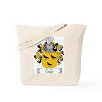 Polini Family Crest Tote Bag