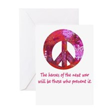 Peacemakers Greeting Card