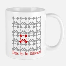 Dare to be Different - red Mug