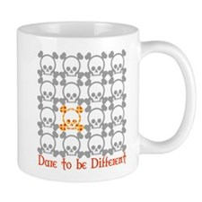 Dare to be Different - Plaid Mug
