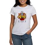 Popolo Family Crest Women's T-Shirt