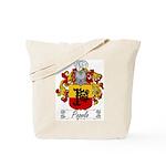 Popolo Family Crest Tote Bag