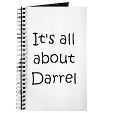 Darrell name Journal
