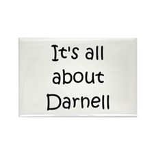 Funny Darnell Rectangle Magnet