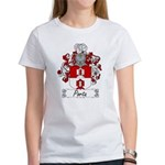 Porta Family Crest Women's T-Shirt