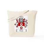 Porta Family Crest Tote Bag