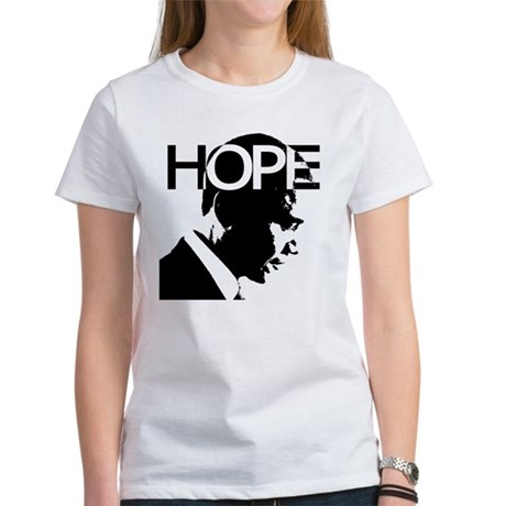 HOPE Obama Women's T-Shirt
