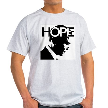 HOPE Obama Light T-Shirt
