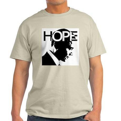 HOPE Obama Light T-Shirt