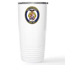 SSN 762 USS Columbus Travel Mug