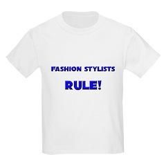 Fashion Stylists Rule! T-Shirt
