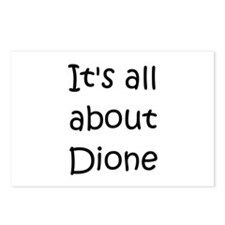 Dion Postcards (Package of 8)