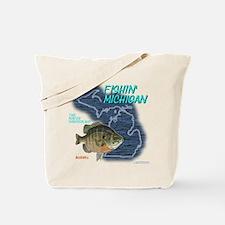 Cute Bluegill Tote Bag