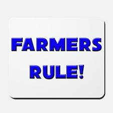Farmers Rule! Mousepad