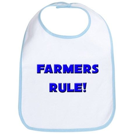 Farmers Rule! Bib