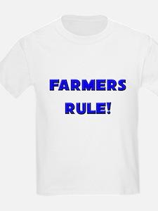 Farmers Rule! T-Shirt