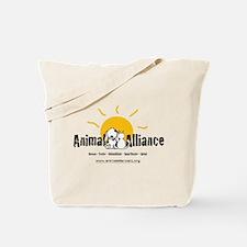 Unique Aa logo Tote Bag
