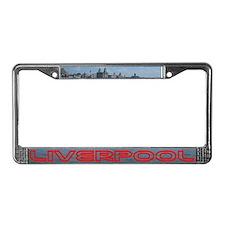 Unique Lfc License Plate Frame