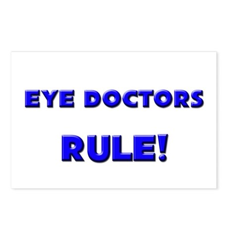 Eye Doctors Rule! Postcards (Package of 8)