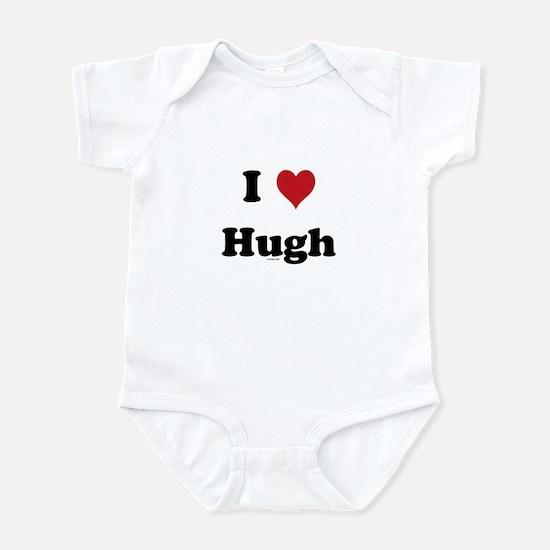 I love Hugh Infant Bodysuit