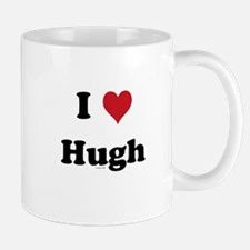 I love Hugh Mug