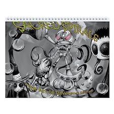 Sacred Spirals Wall Calendar