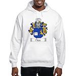 Pozza Family Crest Hooded Sweatshirt