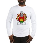 Pozzo Family Crest Long Sleeve T-Shirt