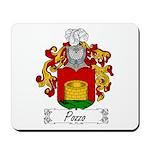 Pozzo Family Crest Mousepad