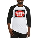 Danger zone Long Sleeve T Shirts