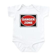 Danger Zone Onesie