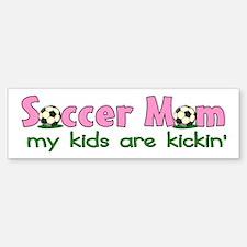 Soccer Mom Bumper Bumper Bumper Sticker