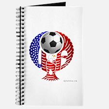 USA Soccer Team Journal