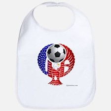 USA Soccer Team Bib