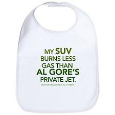 My SUV Burns Less Gas Than AL Bib