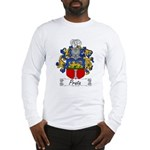 Prata Family Crest Long Sleeve T-Shirt