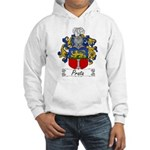 Prata Family Crest Hooded Sweatshirt