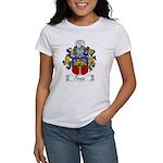 Prata Family Crest Women's T-Shirt