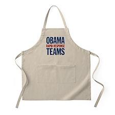 Obama Rapid Response BBQ Apron