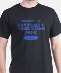 Property of Caldwell Pre-K T-Shirt