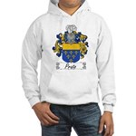 Prato Family Crest Hooded Sweatshirt