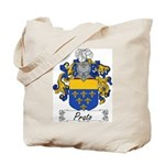 Prato Family Crest Tote Bag