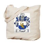Premoli Family Crest Tote Bag
